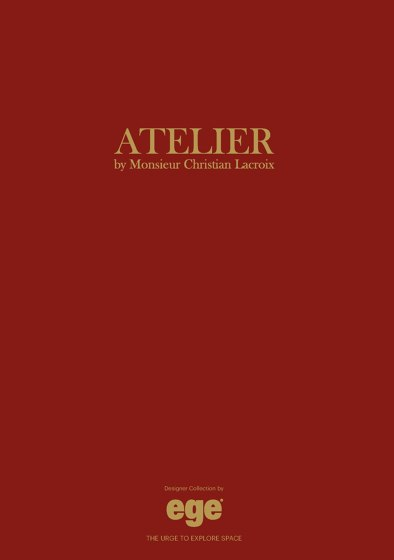 Atelier by Monsieur Christian Lacroix
