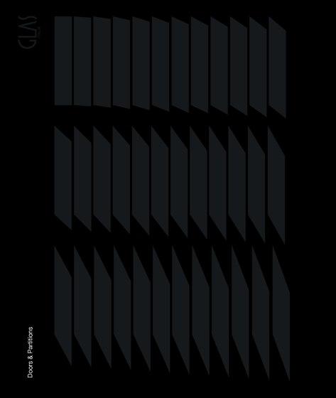 GLAS ITALIA Doors & Partitions catalog 2020