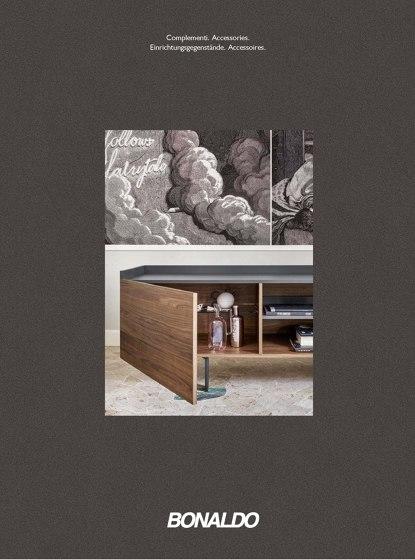 Bonaldo Accessories Catalogue 2017