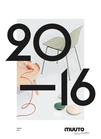 Muuto Wholesale Catalogue Spring 2016