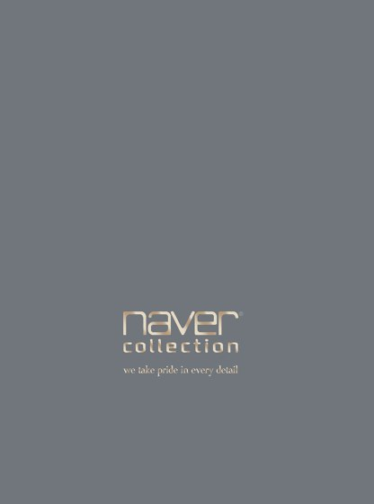naver collection hoved catalog 2018