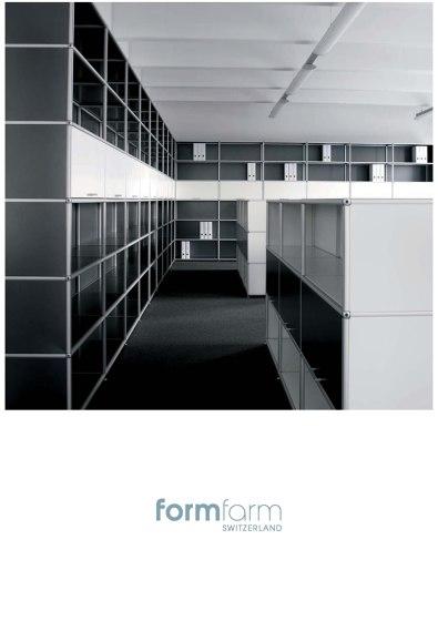 Formfarm Broschüre Arbeiten