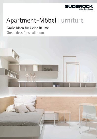 Apartment-Möbel