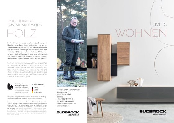 Living Furniture Brochure 2020