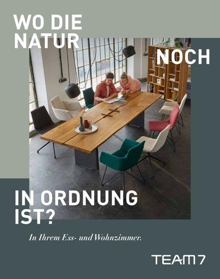 WO DIE NATUR NOCH IN ORDNUNG IST ? | In ihrem Ess- und Wohnzimmer.