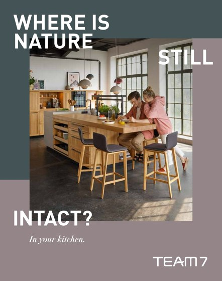 WHERE IS NATURE STILL INTACT ?| In your kitchen.