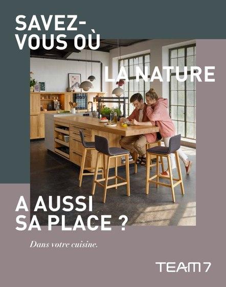 SAVEZ- VOUS OÙ LA NATURE A AUSSI SA PLACE ? | Dans votre cuisine.