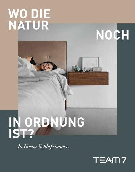 WO DIE NATUR NOCH IN ORDNUNG IST ? | In ihrem Schlafzimmer.