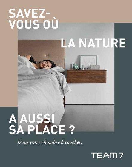 SAVEZ-OÙ LA NATURE A AUSSI SA PLACE ?| Dans votre chambre à coucher.