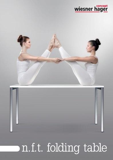n.f.t. folding table