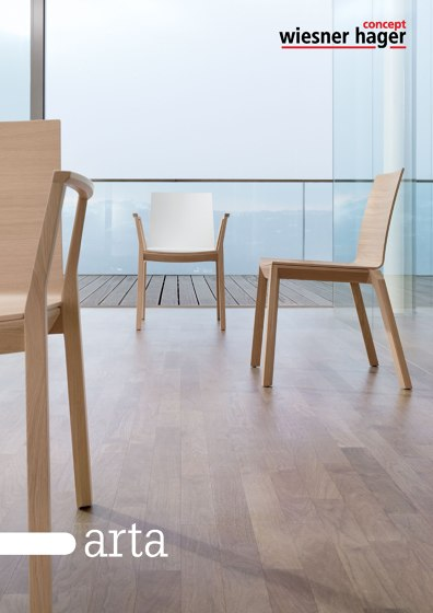 Arta Wooden Chair