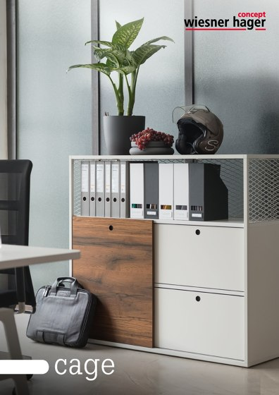 Cage Office Furniture