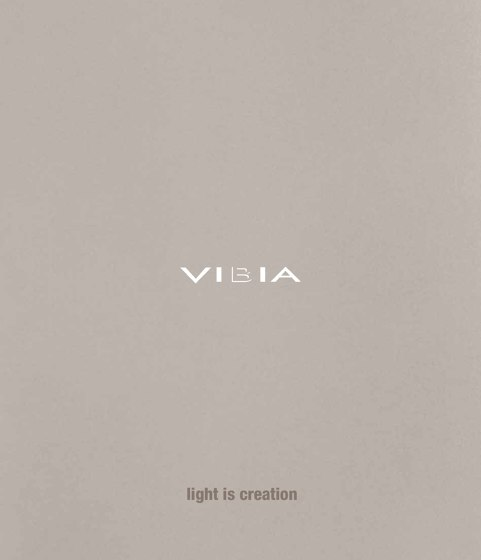 Vibia - General Catalogue 2016