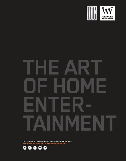 LOG Audio – the new art of Home Entertainment