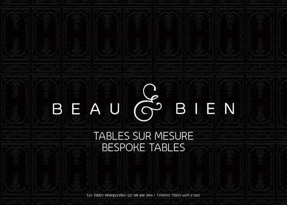 Tables Sur Mesure | Bespoke Tables