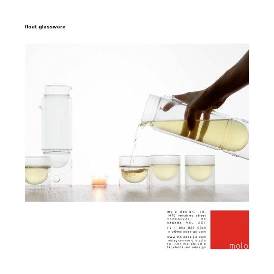 float glassware