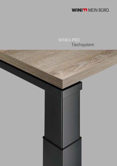 Wini Pro Tischsystem