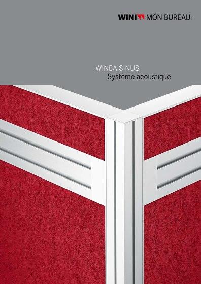 WINEA SINUS Système acoustique