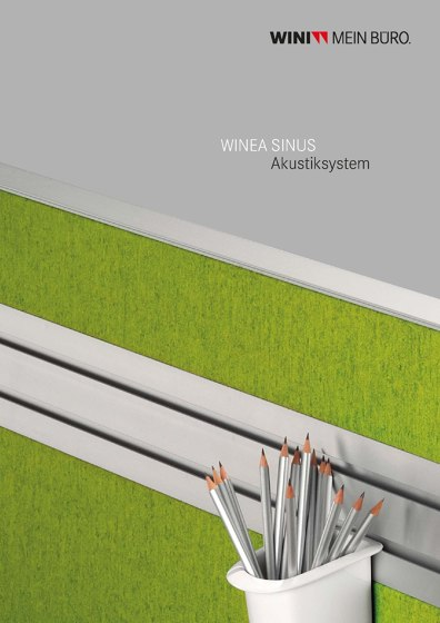WINEA SINUS Akustiksystem