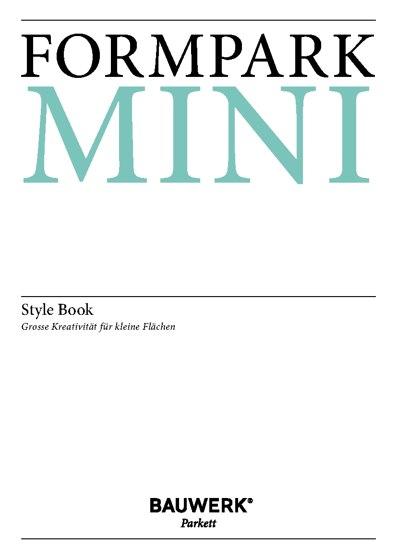 Formpark Mini Stylebook