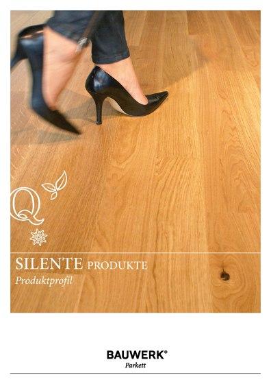 Silent Produkte