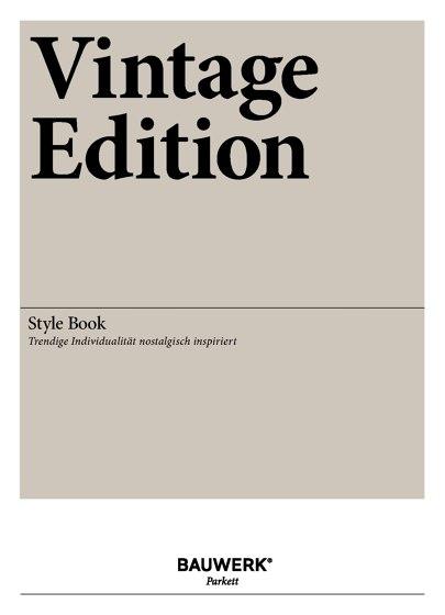 Vintage Stylebook