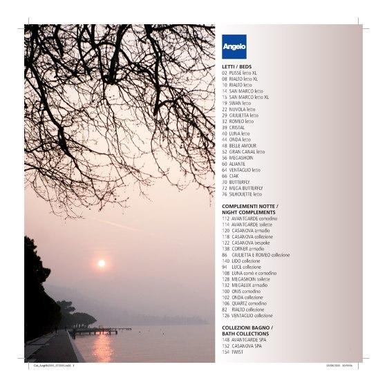 Reflex Catalogue Angelo 2015