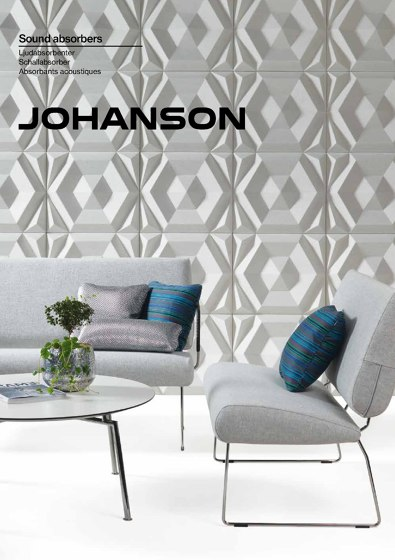 Johanson Sound absorbers