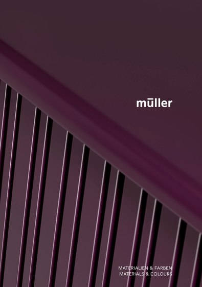 Materials | Colours 2019