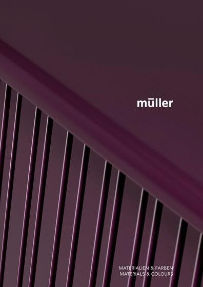 Materials | Colours 2020