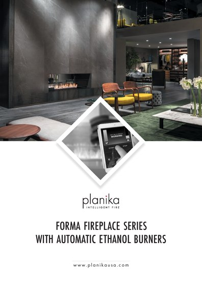 Forma Fireplace Series