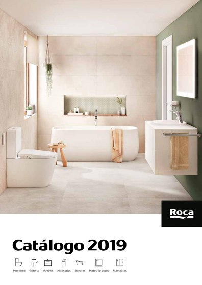 Catálogo general 2019   ROCA