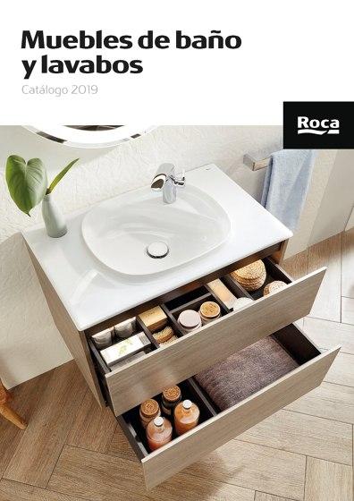Muebles de baño y lavabos 2019   ROCA