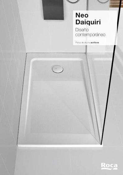 Neo Daiquiri - Catálogo de colección   ROCA