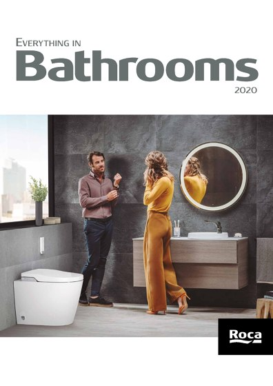 Everything in Bathrooms 2020 | ROCA