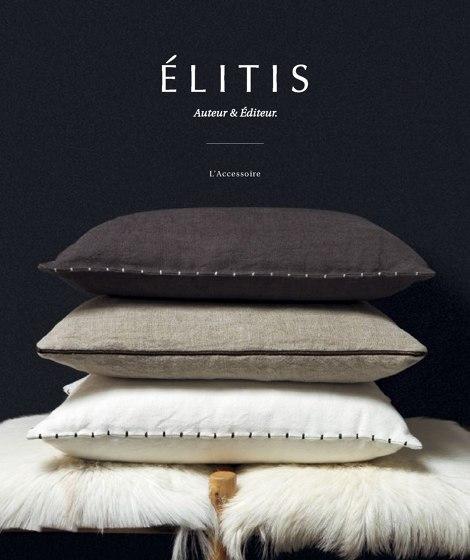 Élitis - L´accessoire 2014