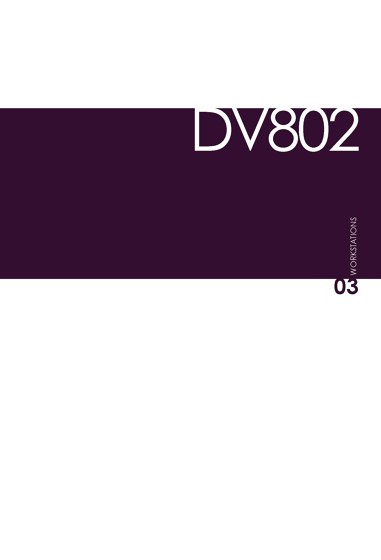 DVO Catalogue DV802