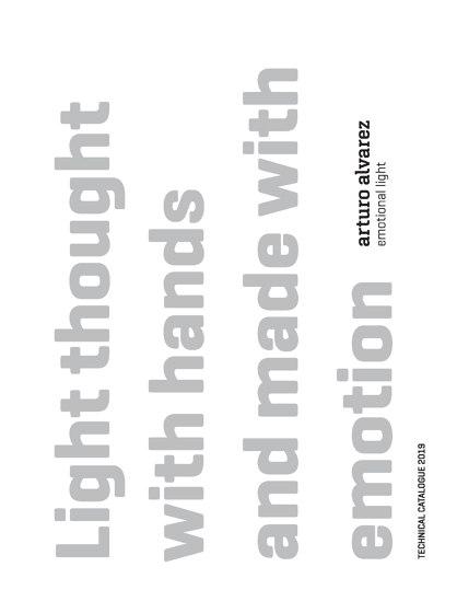 Technical Catalogue 2019