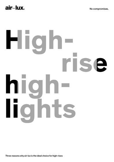 Themenflyer (high-rise)