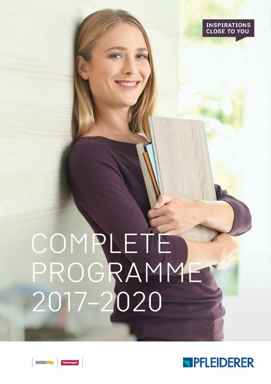 Complete Programme 2017