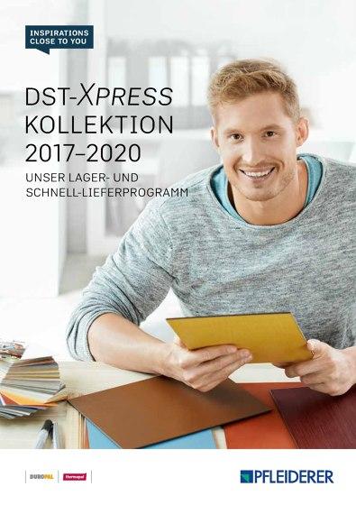 DST XPress Kollektion 2017–2020 | Unser Lager- und Schnell-Lieferprogramm