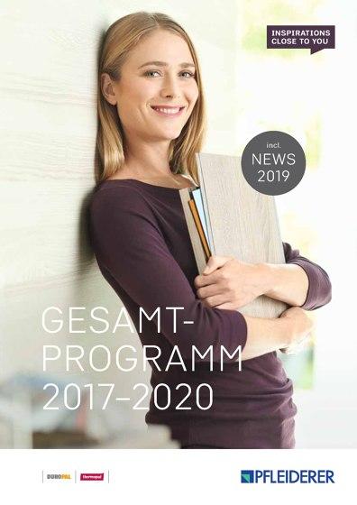 Katalog 2017 - 2020