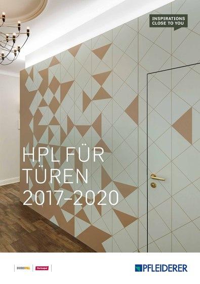 HPL für Türen 2017–2020