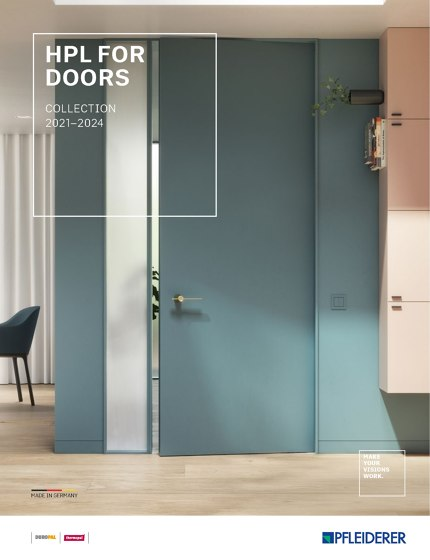 Hpl for doors collection 2021–2024