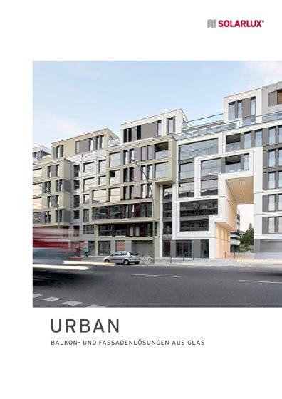 URBAN - Balkon- und Fassadenlösungen aus Glas