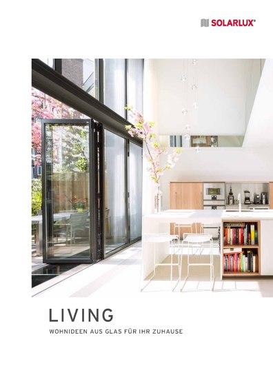 LIVING - Wohnideen aus Glas für ihr Zuhause