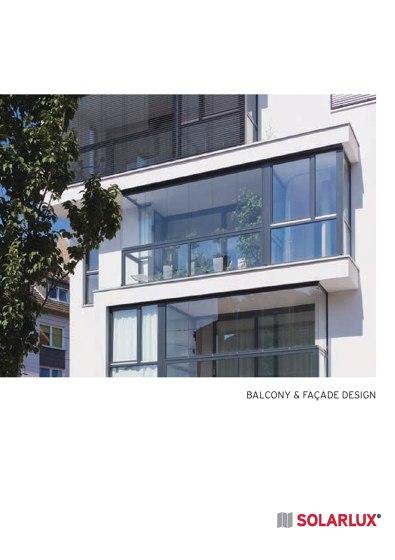 Balkon-und Fassadengestaltung