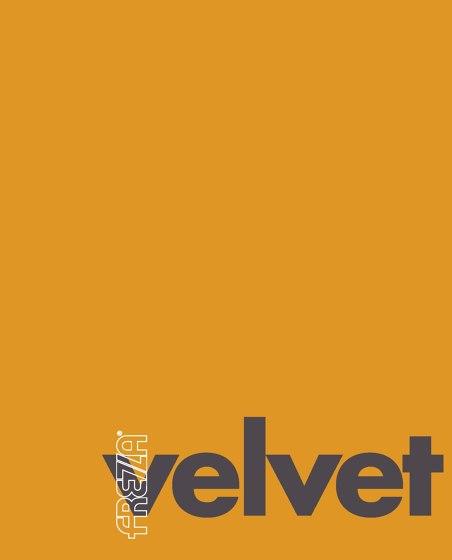 Velvet Catalog