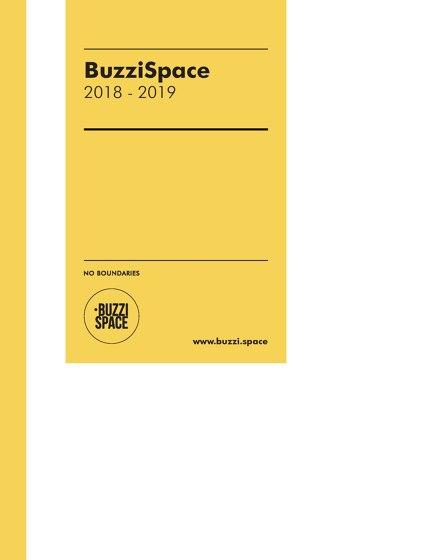 Buzzispace Catalog 2018 - 2019