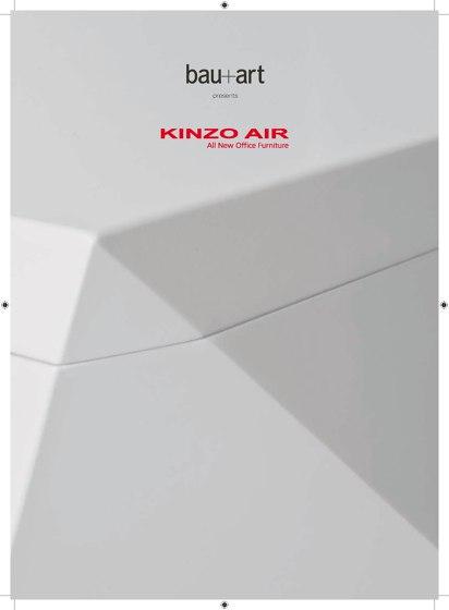 bau+art Kinzo Air Catalogue